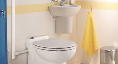 Vaso Sanitário com Triturador: como funciona o modelo que permite a instalação em qualquer lugar, mesmo longe da canalização principal