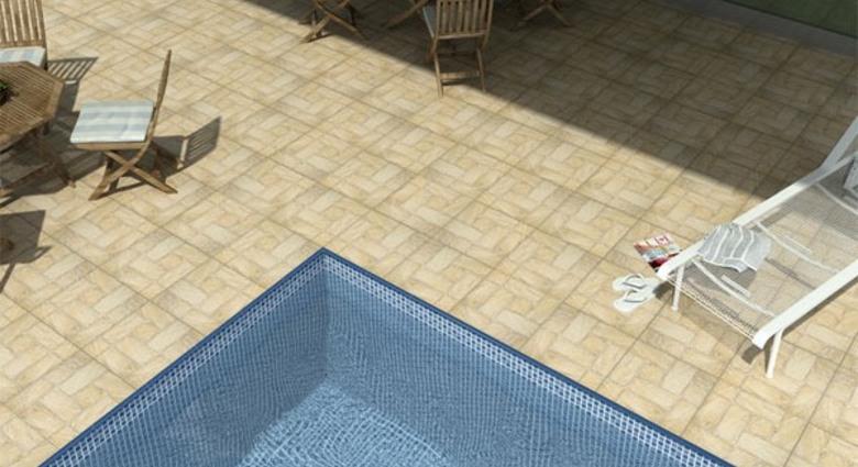 Veja como escolher pisos cer micos para reas externas - Nivelador de piso ceramico leroy merlin ...