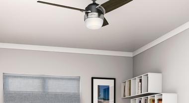 Ventilador de teto retrátil, com LED integrado e até com controle via aplicativo no smartphone: conheça as novidades dessa categoria