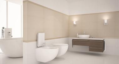 Você sabe qual é o porcelanato ideal para a cozinha e para o banheiro?