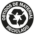 Obtidos de Material Reciclado