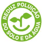 Reduz Poluição da Água e Solo