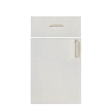 2 Porta + 1 Gaveta Paris / Cristallo Branco FD50