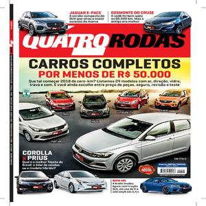 Revista 4 Rodas Abril
