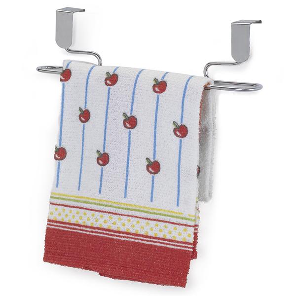 Porta pano de prato a o cromado 1 pano 40 5x39x15 5cm for Leroy merlin prato