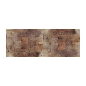 Adesivo cabeceira de cama madeira marrom 60x160cm leroy - Barandilla cama leroy merlin ...