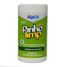 Pano umedecido limpeza-higiet uso geral