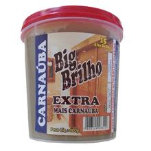 Cera carnauba extra 400g big brilho