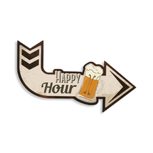 Placa G 48x4x27,4 Happy Hour