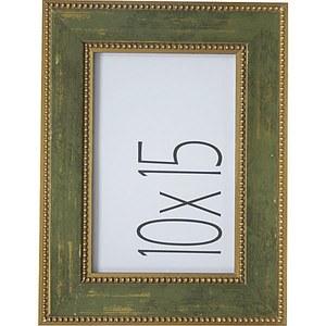 Porta Retrato Caen Verde p/ Foto Kapos 10cmX15cm