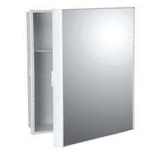 Armário de Banheiro Plástico Magnus Branco