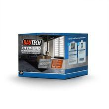Argamassa Cimento Queimado Grafite 5Kg Bautech
