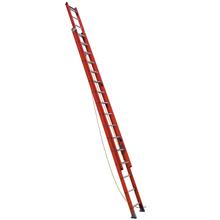 Escada Extensível Dupla de Fibra de Vidro 2x16 degraus Botafogo Lar&Lazer