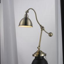 Abajur Bronze Metal e Cristal CH6001-1 Chandelie