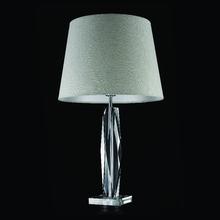 Abajur Transparente Metal e Cristal CH6019 Chandelie