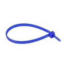Abraçadeira Flexivel de Nylon 150x3,6mm Azul T30R Hellermann