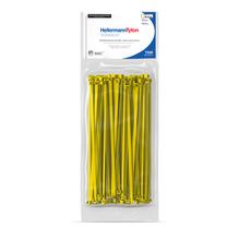 Abraçadeira Flexivel de Nylon 200x4,6mm Amarelo T50R Hellermann