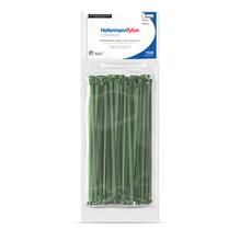 Abraçadeira Flexivel de Nylon 4,6mm Verde  Hellermann