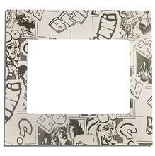 Acabamento para placa 4X4 6 mod comic Simon Play