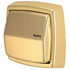 Acabamento para Válvula Descarga Hydra Clean Dourado 4900DCLN Deca