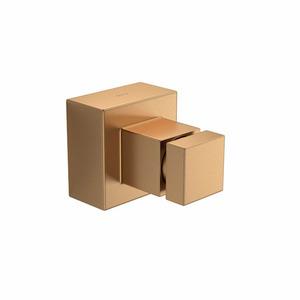 Acabamento para Registro Grande Cubo Gold Matte 4900.GL86.GD.MT Deca