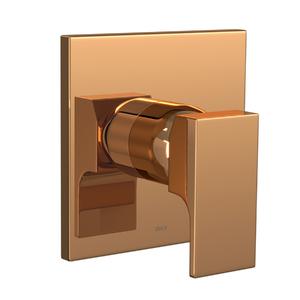 Acabamento para Registro de Ducha Red Gold Unic Deca