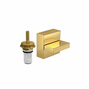Acabamento para Registro Pequeno Dream Gold 4916.GL87.PQ Deca