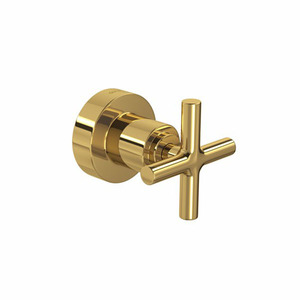 Acabamento para Registro Pequeno Duna Classic Gold 4900.GL64.PQ Deca