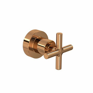 Acabamento para Registro Pequeno Duna Classic Red Gold 4900.GL64.PQ.RD Deca