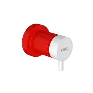 Acabamento para Registro Grande Kids Vermelho 4900.VB.GD.KD Deca