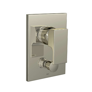 Acabamento para Registro Monocomando Unic Platinum 4993.PL90.ACT Deca