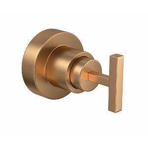 Acabamento para Registro Grande Stick Gold Matte 4900.GL84.GD.MT Deca