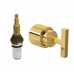 Acabamento para Registro Pequeno Stick Gold 4916.GL84.PQ Deca