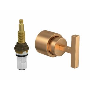 Acabamento para Registro Pequeno Stick Gold Matte 4916.GL84.PQ.MT Deca
