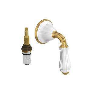 Acabamento para Registro Pequeno Windsor Gold 4916.GL81.PQ Deca