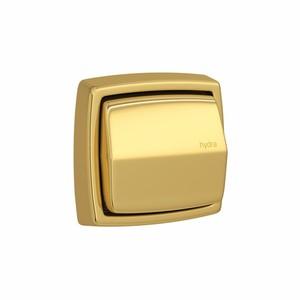 Acabamento para Válvula de Descarga Gold Hydra Clean 4900.GL.CLN Deca