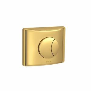 Acabamento para Válvula de Descarga Gold Hydra Duo 4900.GL.DUO Deca