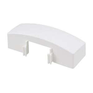 Acoplador de  PVC para Canaleta Sistema X Pial Legrand