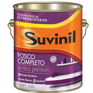 Acrílica Fosca Erva Doce Premium Parede Lata 3,6L