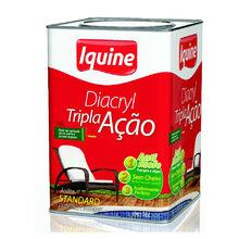Acrilico Fosco Diacryl 18L Branco Gelo Iquine
