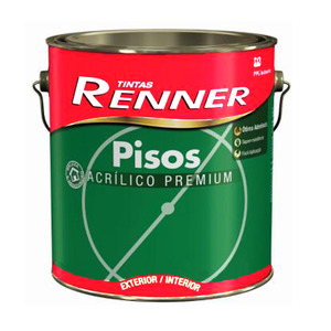 ACRL FO RENNER PISO 3,6L CINZA