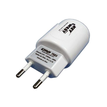 Adaptador Carregador USB 2 Saídas Bivolt DNI7085 DNI