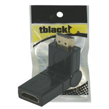 Adaptador HDMI 360º Tblack Tblack