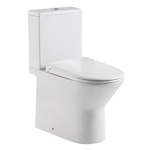 Vaso Sanit Rio Com Caixa Acoplada 3 4 5l Compacta Sensea