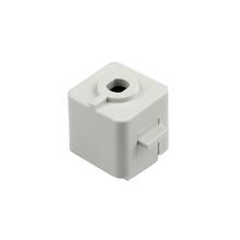 Adaptador para Trilho 3,60X3,60cm Branco New Line