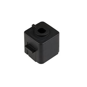Adaptador para Trilho 3,60X3,60cm Preto New Line