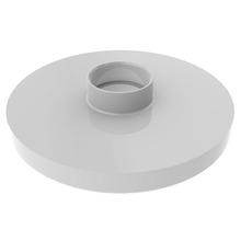Adaptador Ralo Linear em Caixa Sifonada PVC Branco Redondo Sem fecho 10cm Tigre