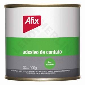 Adesivo de Contato 200g Amarelo - Afix