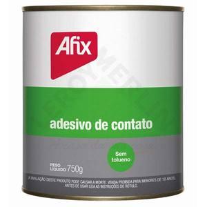 Adesivo de Contato 750g Amarelo - Afix