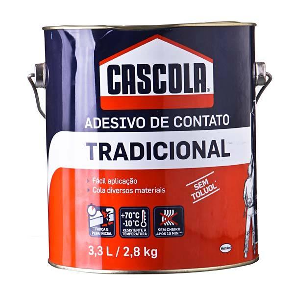 Aparador Salon Blanco Y Negro ~ Adesivo de Contato 2,8kg Cascola Henkel Leroy Merlin